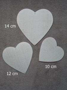Kantenformer - Herzen