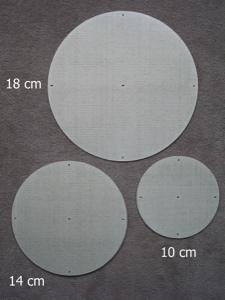 Kantenformer - Kreise