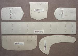 KOMPLETT-SET:  Universal / Lang / Kurven / Jeanstasche / Taschen / Kürzer